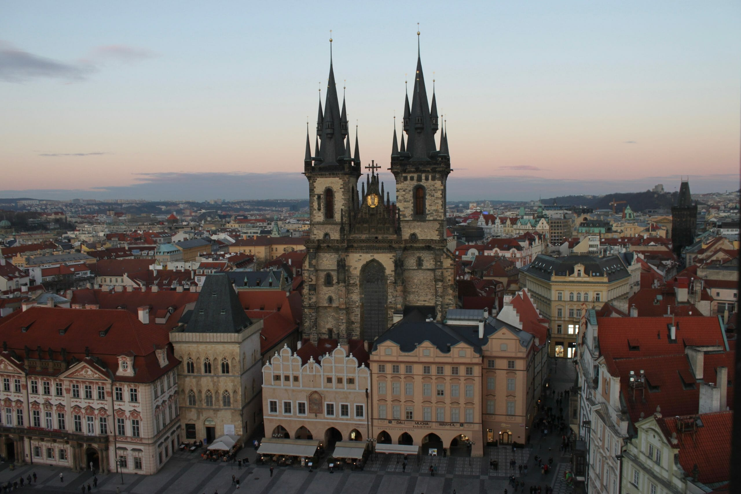 Praga in un weekend