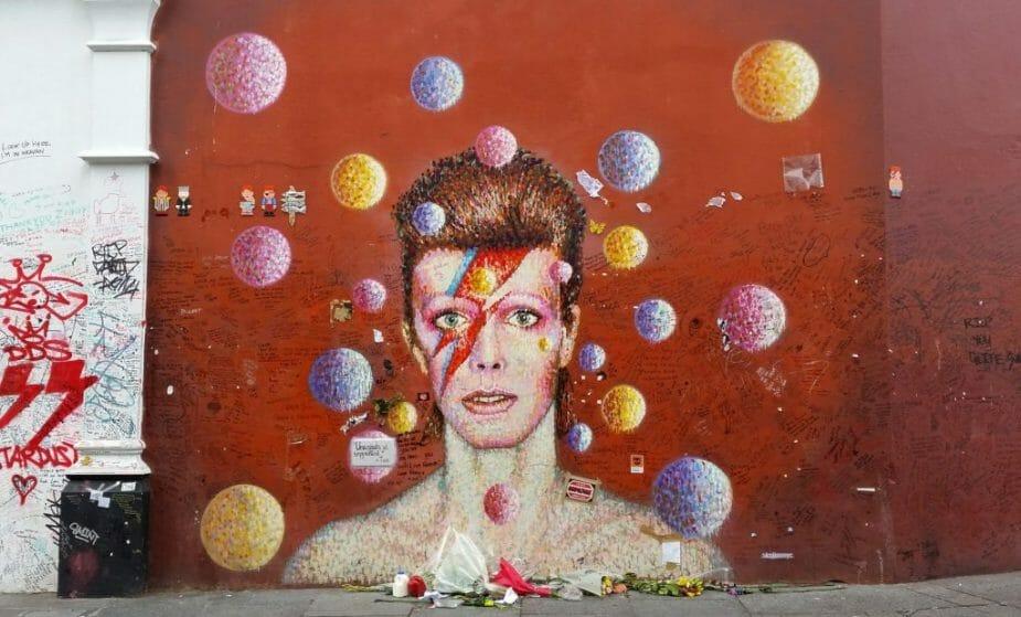 Londra Brixton Bowie