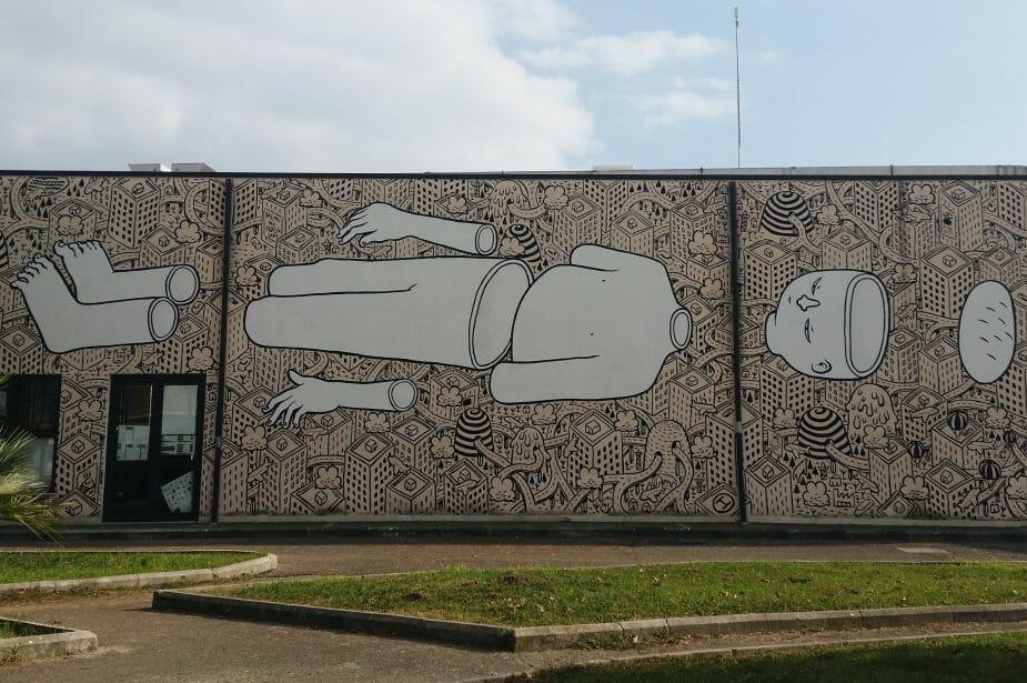 Cosa fare e cosa vedere a Fondi - street art