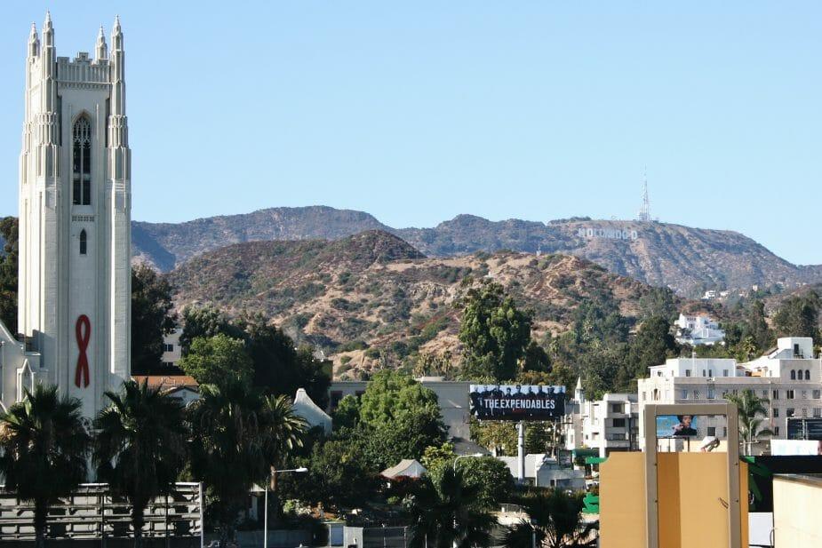 California Dreaming Hollywood Boulevard