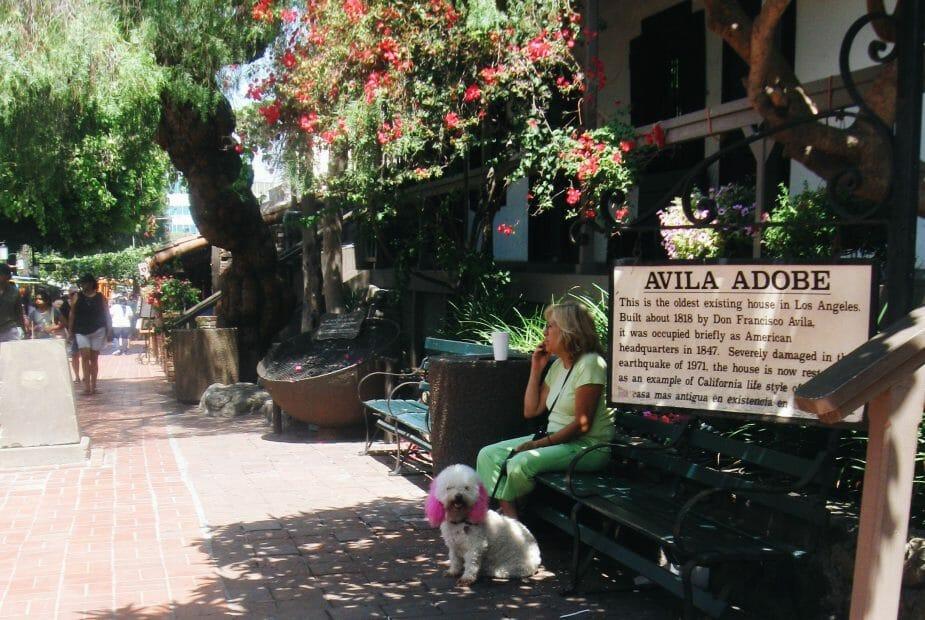 Ávila Adobe San Diego