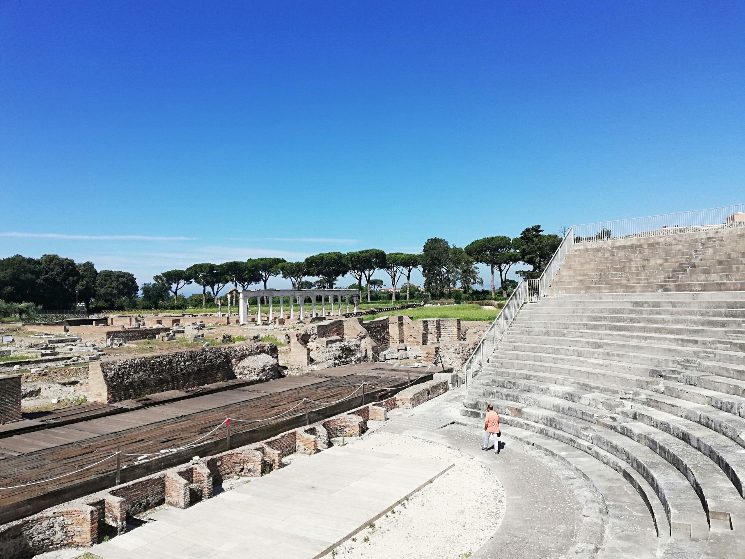 Riviera di Ulisse Anfiteatro di Minturno