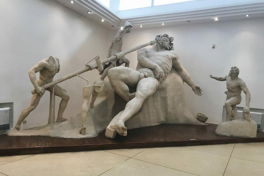 Ulisse e Polifemo Sperlonga