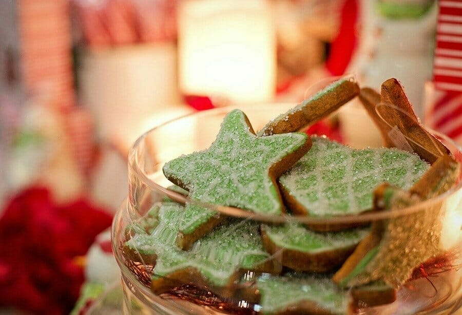 dolci natalizi d'Europa