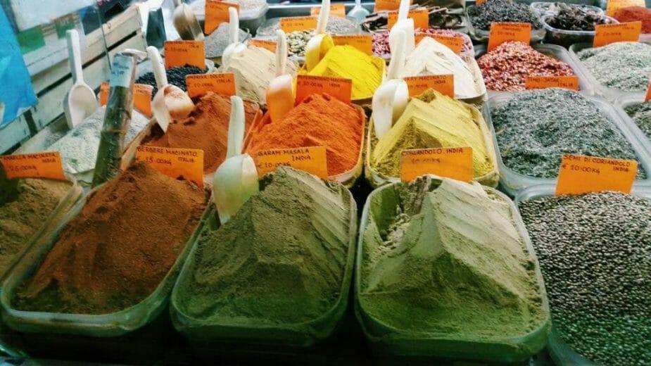 mercato Esquilino