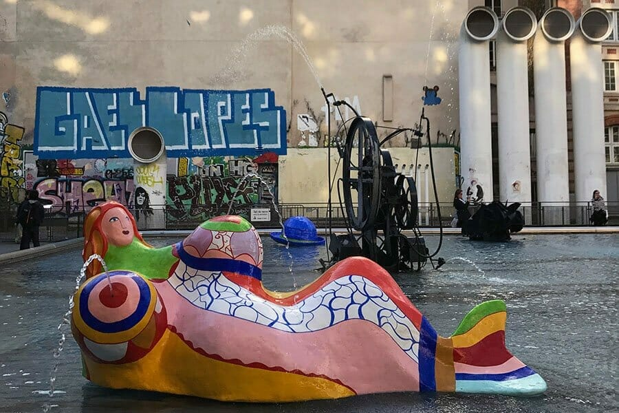 niki de Saint Phalle Parigi