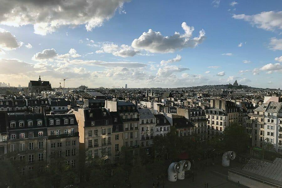 punti panoramici Parigi