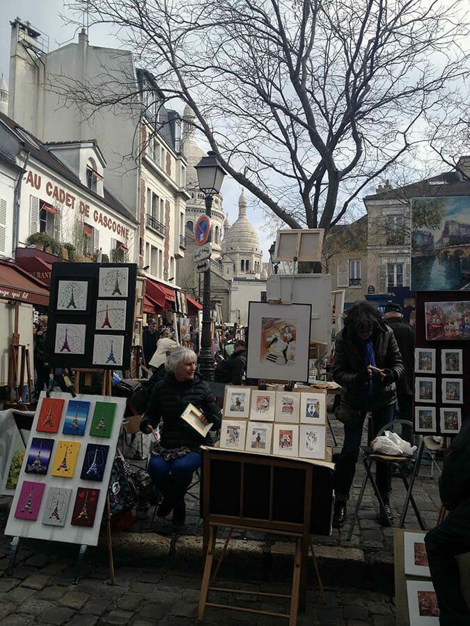 luoghi da fotografare a Parigi