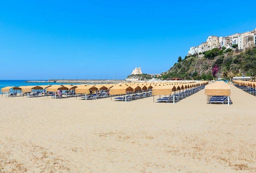 sperlonga spiagge