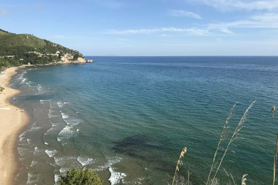 spiaggia di Bazzano sperlonga