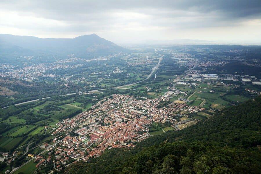 cammini nel nord Italia