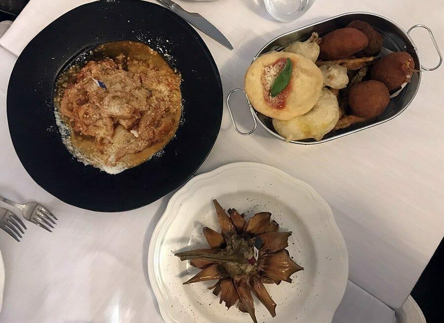 ristoranti senza glutine a roma