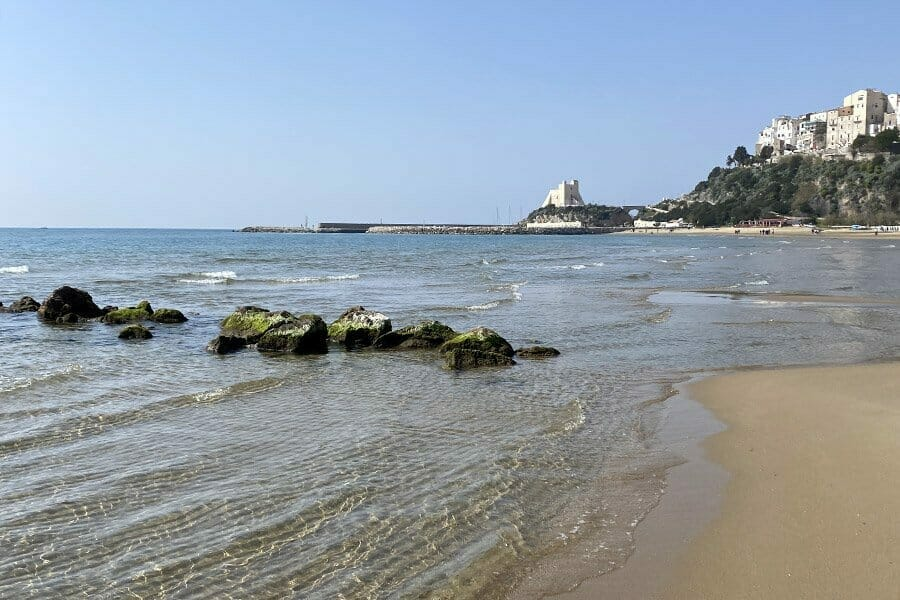 sperlonga spiagge provincia di Latina