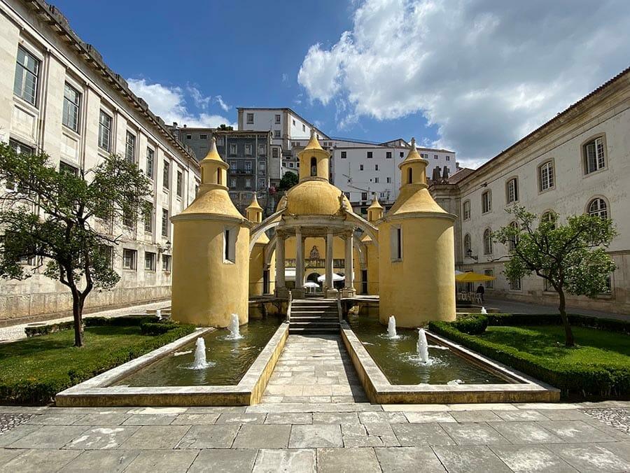 cosa vedere a Coimbra
