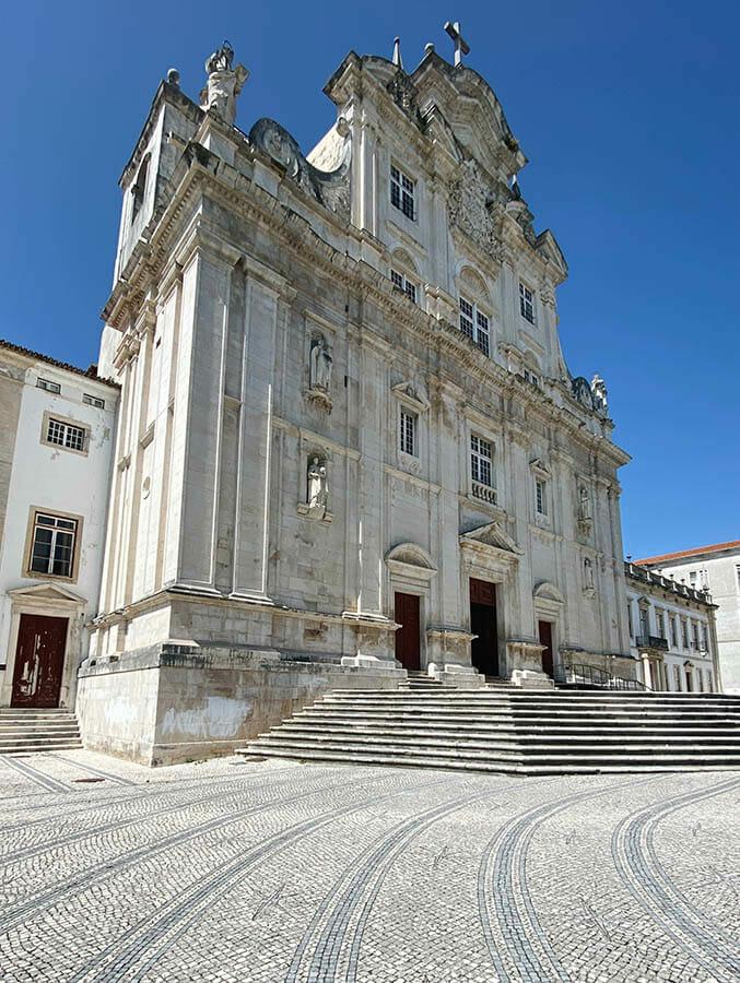 Coimbra cosa vedere