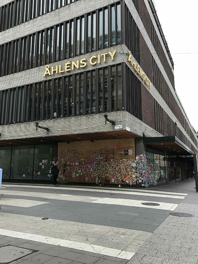 Stoccolma alhens city