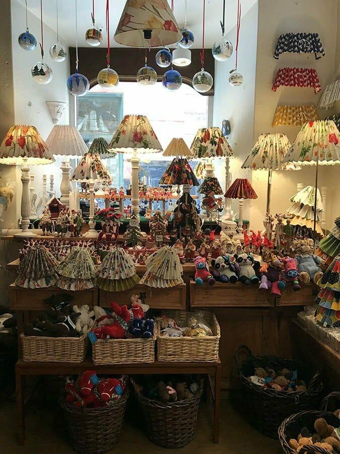 negozi artigianato gamla stan